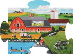 Across the Milky Way Farm Jigsaw Puzzle