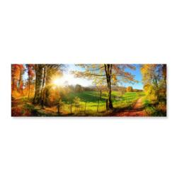 Meadow Sunrise Sunrise / Sunset Jigsaw Puzzle