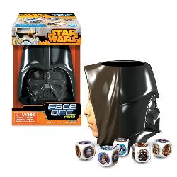 Star Wars Face Off Dice Game