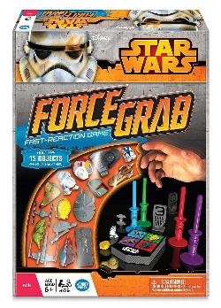 Star Wars Force Grab Sci-fi