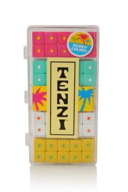Tenzi - Tropi-Colors