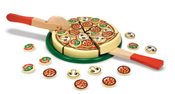 Pizza Party Food and Drink Pretend Play