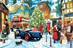 World's Smallest Jigsaw Puzzle -Christmas Streets Christmas Jigsaw Puzzle