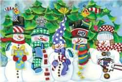 World's Smallest Jigsaw Puzzle -White Christmas Christmas Jigsaw Puzzle