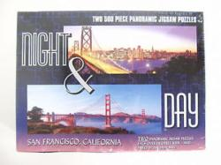 San Francisco (Night & Day) Cities New Product - Old Stock