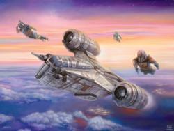 The Escort Star Wars Jigsaw Puzzle