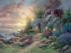 Hideaway  (Thomas Kinkade Inspirations) Countryside Large Piece