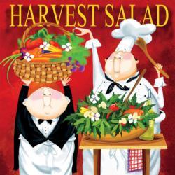 Harvest Salad Food and Drink Large Piece