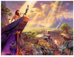 Lion King Disney Jigsaw Puzzle