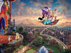 Aladdin Disney Large Piece