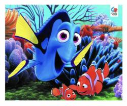 Finding Dory Fish Jigsaw Puzzle