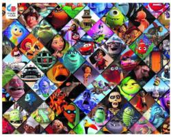 Pixar Clips Collage Jigsaw Puzzle