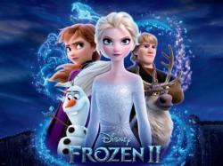 Frozen 2 Frozen Family Pieces