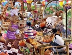 Chef Mania Food and Drink Jigsaw Puzzle