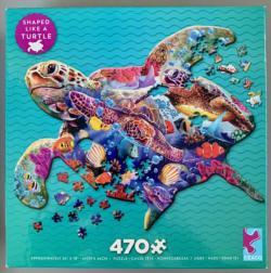 Turtle Turtles Jigsaw Puzzle