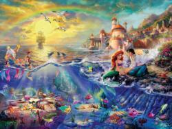 The Little Mermaid (Disney Dreams) Mermaids Jigsaw Puzzle