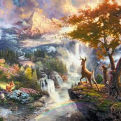 Bambi Movies / Books / TV Jigsaw Puzzle