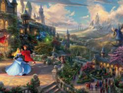 Sleeping Beauty Dancing In The Enchanted Light Disney Jigsaw Puzzle