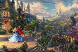 Sleeping Beauty Enchanting Disney Jigsaw Puzzle
