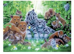 Animal Forest Forest Jigsaw Puzzle