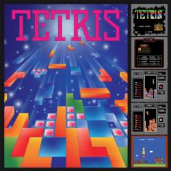 Tetris Levels Video Game Jigsaw Puzzle