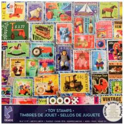 Toys Collage Impossible Puzzle