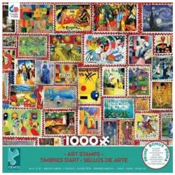 Art Collage Jigsaw Puzzle