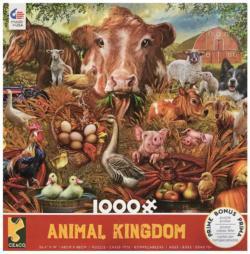 Farm Pig Jigsaw Puzzle