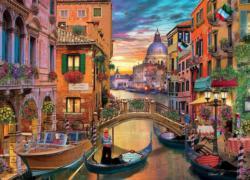 Venice Italy Jigsaw Puzzle