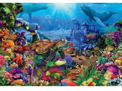 Magical Undersea Turtle Turtles 2000 and above