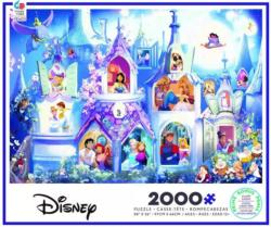 Princess Castle Princess Jigsaw Puzzle