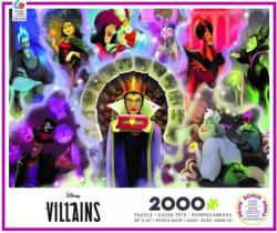 Villains 2 Disney Jigsaw Puzzle