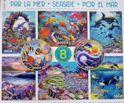 Seaside 8-in-1 Under The Sea Multi-Pack