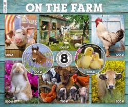 8 In 1 On The Farm Farm Multi-Pack