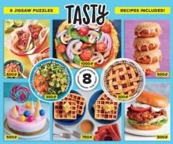 Tasty, 8-in-1 Food and Drink Multi-Pack
