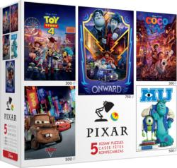 Disney 5 in 1 Pixar Disney Multi-Pack
