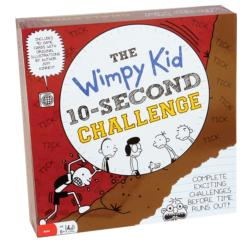 Diary of a Wimpy Kid®  10 Second Challenge