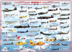History of Canadian Aviation History Jigsaw Puzzle