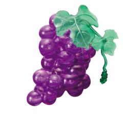 Grapes Food and Drink Crystal Puzzle