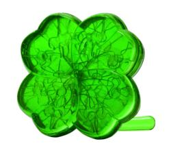Clover St. Patrick's Day Jigsaw Puzzle
