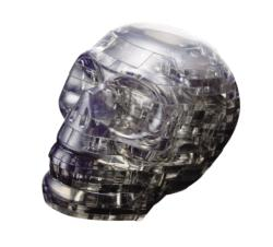 Skull (Grey) Anatomy & Biology Crystal Puzzle