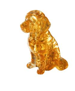 Dog Dogs Crystal Puzzle