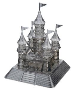 Castle Black Castles Crystal Puzzle