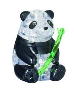 Panda Pandas Crystal Puzzle