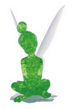 Tinker Bell Fairies Crystal Puzzle