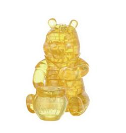 Pooh Honey Pot Bears Crystal Puzzle
