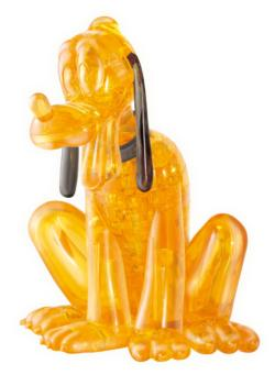 Pluto - Scratch and Dent Disney Crystal Puzzle