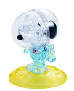 Snoopy Astronaut Movies / Books / TV Crystal Puzzle