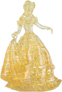 Belle Crystal Puzzle - Scratch and Dent Disney Crystal Puzzle