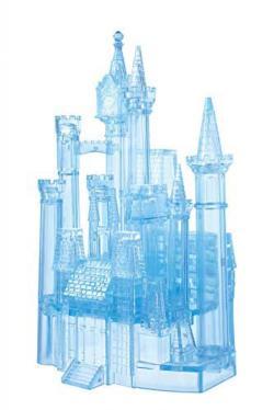 Cinderella Castle Castles Crystal Puzzle